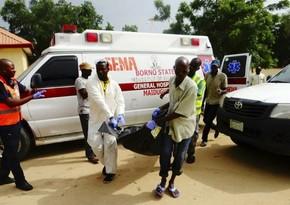 Nigeriyada ağır yol qəzasında onlarla insan həlak olub