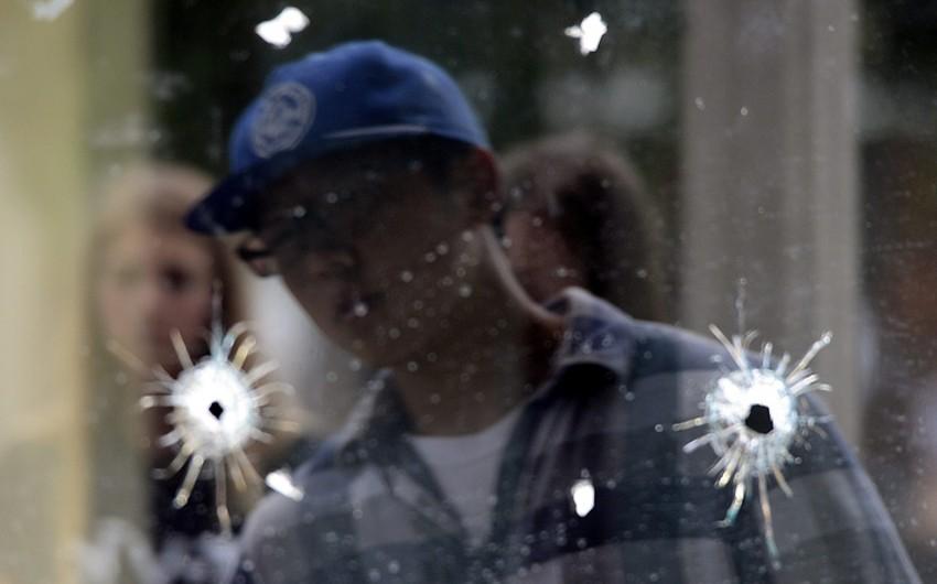 ABŞ-ın Nyu-York şəhərində baş vermiş silsilə atışmalar zamanı 9 nəfər xəsarət alıb