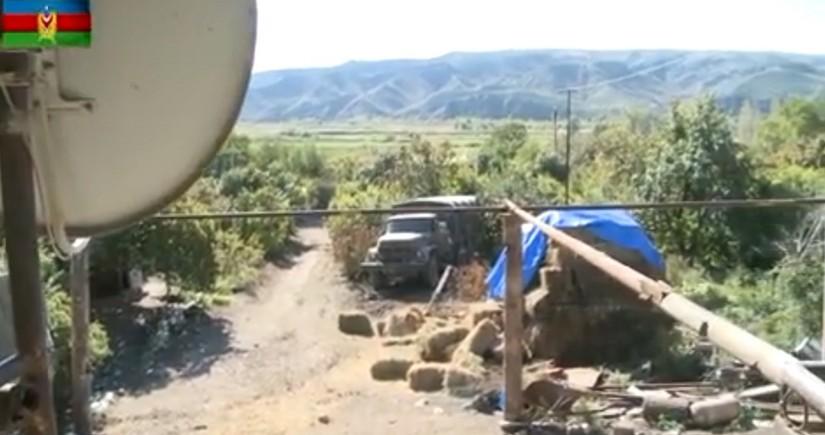 Video:Padar village of Gubadli regionliberated from occupation
