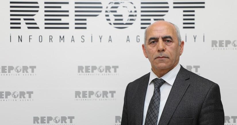 """""""Bu gün də Bakıda azərbaycanlıların qətlə yetirildiyi yerdə güllə izləri var"""" - VİDEO"""