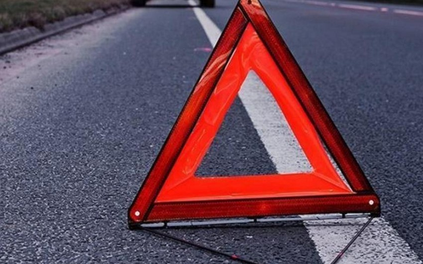 Road accidents claimed 821 lives in Azerbaijan last year