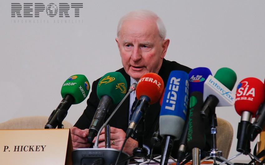 President of European Olympic Committee: Armenia to participate in Baku-2015 European Games as a team