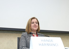 """Hande Harmancı: Xəstəliyin yüngül mərhələsindəantibiotiklərdən istifadə düzgün deyil"""""""