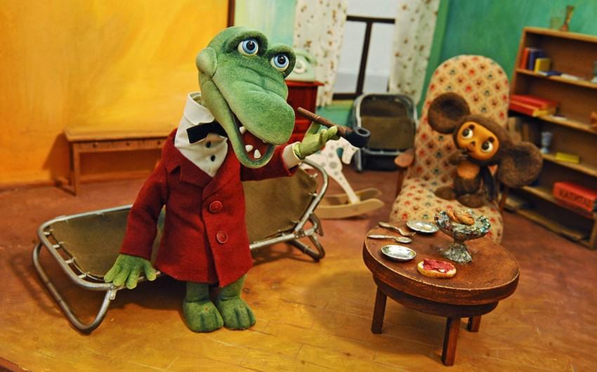 Союзмультфильм animasiya studiyasının 80 yaşı tamam olur