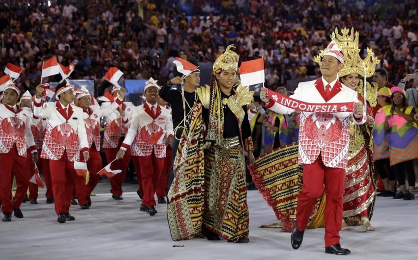 İndoneziya IV İslam Həmrəyliyi Oyunlarına 110 idmançı ilə qatılacaq