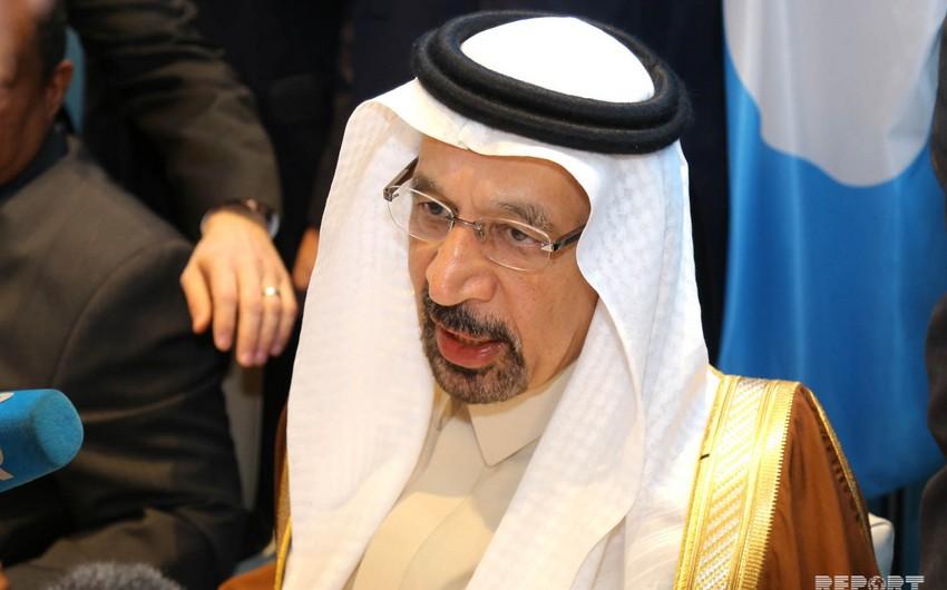 Khalid Al-Falih: OPEC+ agreement fulfilled by 90% in February