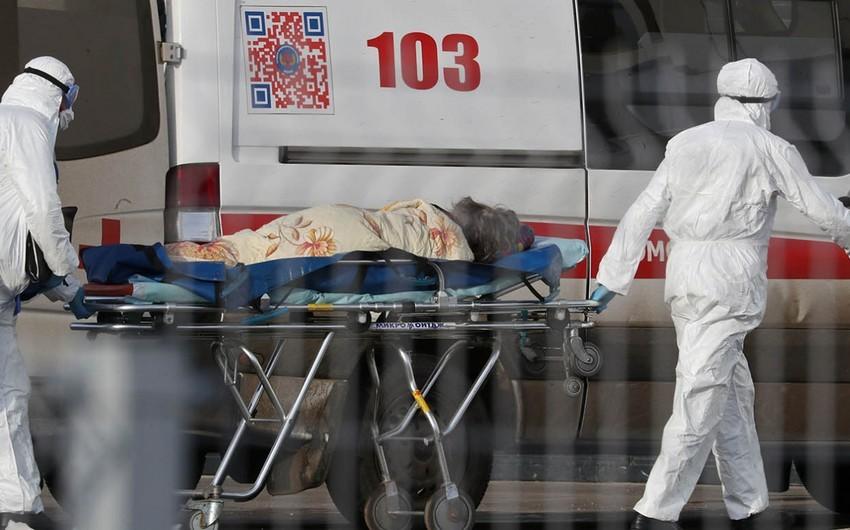 Moskvada koronavirusdan ölənlərin sayı 7 500-ü ötdü