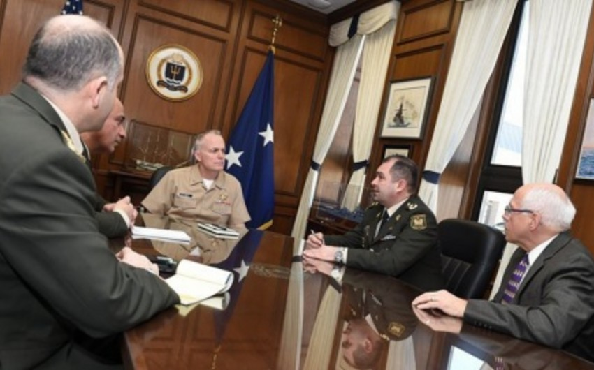 Military schools of Azerbaijan and the US discussed cooperation