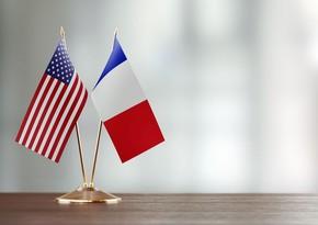 ABŞ-ın dövlət katibi ilə Fransa XİN başçısı arasında görüş keçirilib