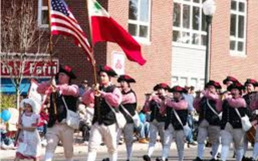 Bu gün amerikalılar Kolumb Gününü qeyd edir