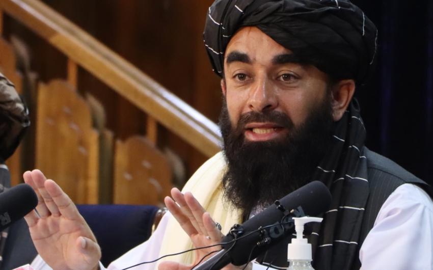 """Taliban"""" rəsmisi: İŞİD-lə mübarizədə ABŞ-a ehtiyacımız yoxdur"""