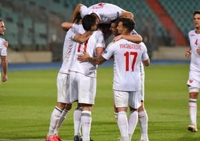 Monteneqro millisinin Azərbaycanla oyun üçün heyəti açıqlandı