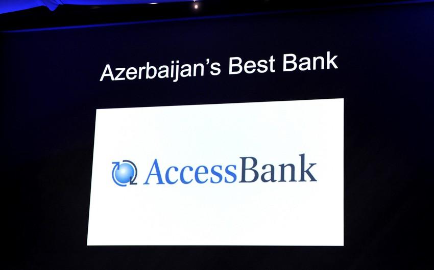 AccessBank в шестой раз признан лучшим банком Азербайджана