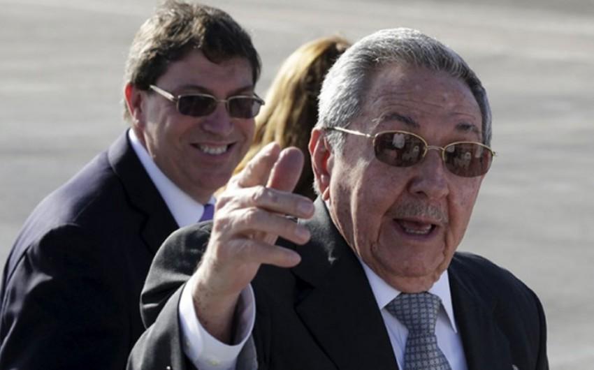 Kuba ABŞ-a səfir göndərməyə hazırlaşır