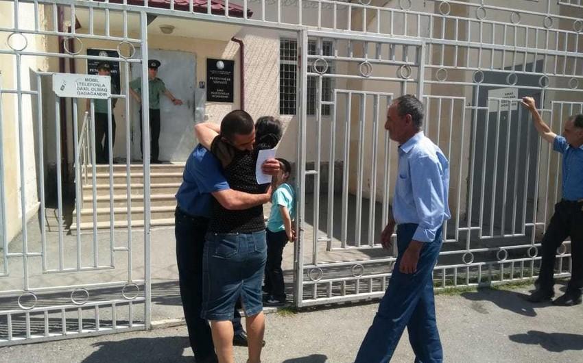 В пенитенциарных учреждениях Шеки исполнено распоряжение о помиловании
