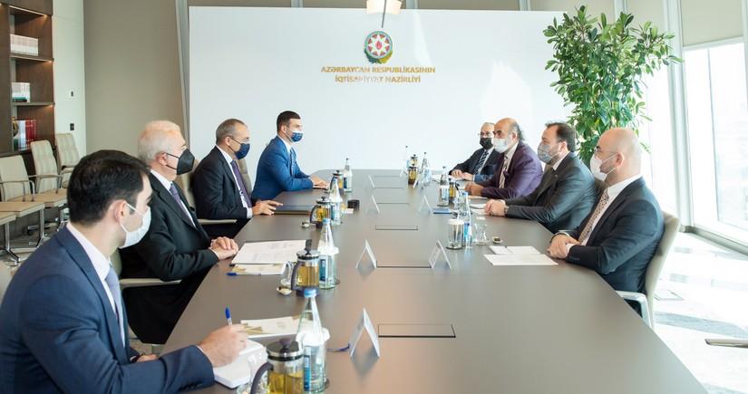 Обсуждена деятельность турецких компаний в Карабахе