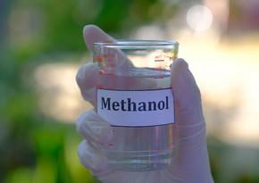 Azərbaycan metanol ixracını 30 % azaldıb