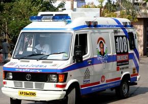 Hindistanda partlayış zamanı azı 8 nəfər həlak olub