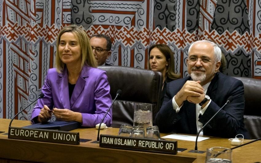 Avropa İttifaqı İrana qarşı qadağaların ləğv olunması üçün qanunvericilik bazası qəbul edib