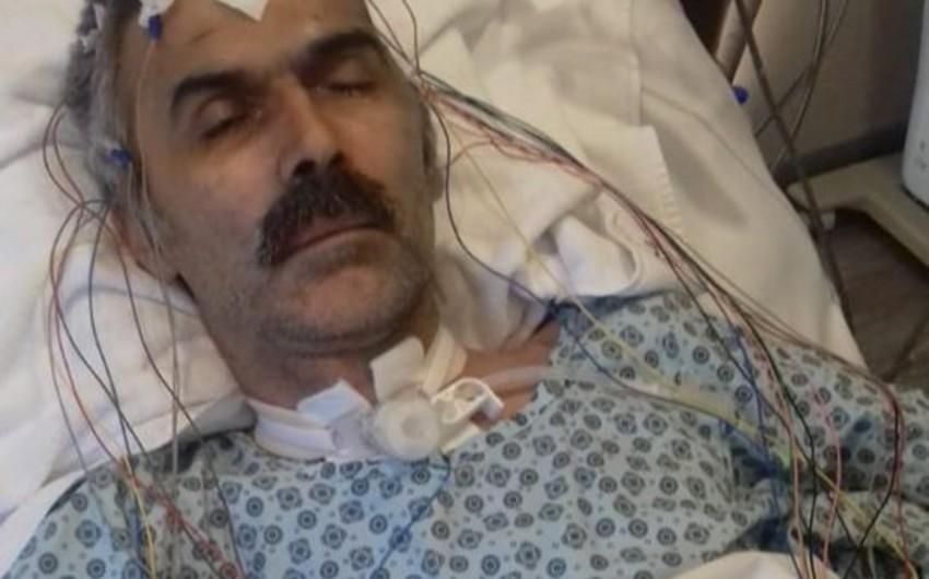 """Oqtay Gülalıyevin oğlu: """"Həkim atamın komadan ayılma ehtimalının çox olduğunu deyib"""""""