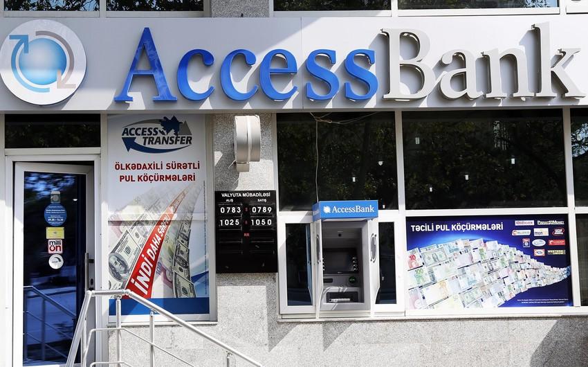 Accessbankın 2 filialı gücləndirilmiş iş rejiminə keçib