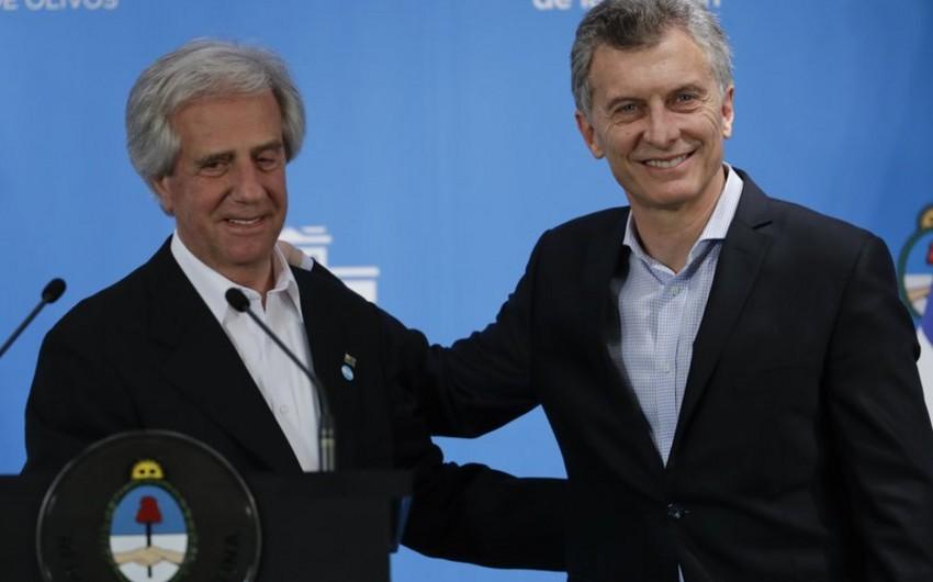 Argentina və Uruqvay 2030-cu il dünya çempionatını birgə təşkil etmək istədiklərini bəyan edib