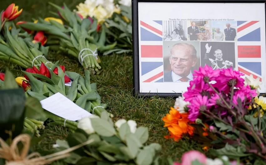 В Виндзорском замке пройдут похороны принца Филипа