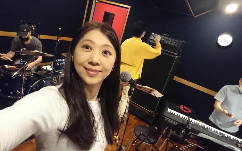 Японская певица поддержала Азербайджан