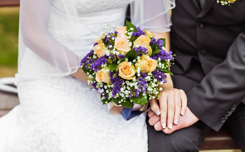 Статистика браков и разводов в Азербайджане в прошлом году