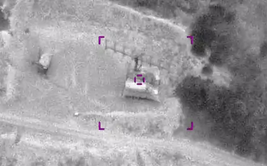 Enemy's electronic warfare equipment destroyed