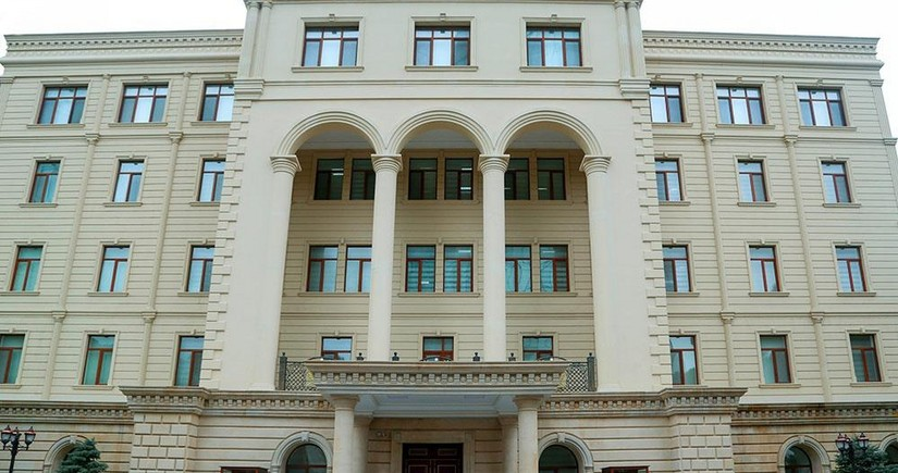 MoD: Azerbaijani Army does not use banned weapons and ammunition