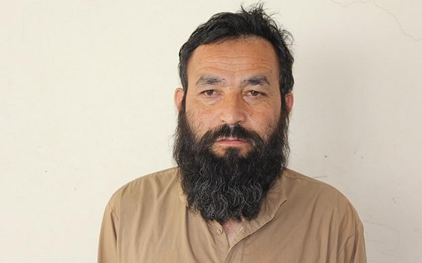 Talibanın kəşfiyyat məsələləri üzrə məsul şəxsi tutulub