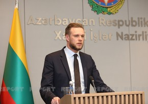 Lithuanian Foreign Minister: EU is interested to establish closer relations with Azerbaijan