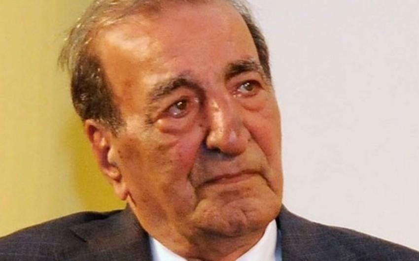 Habil Əliyevin nəvəsi: Babam sağdır, ölüm xəbəri yalandır