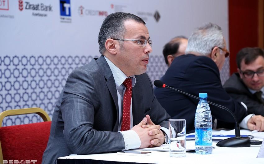 Vüsal Qasımlı: Azərbaycanda bank sektoru daha da sabitləşdiriləcək