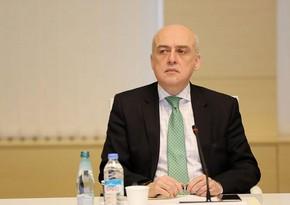 Глава МИД Грузии отчитается о визите в Азербайджан