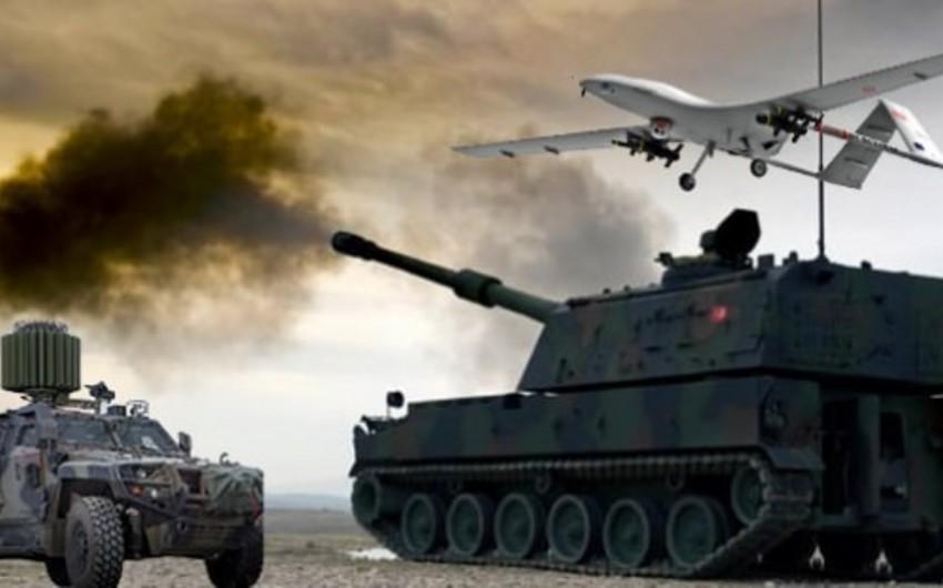 Müdafiə Nazirliyi: Suriyada zərərsizləşdirilən terrorçuların sayı 673-ə çatıb