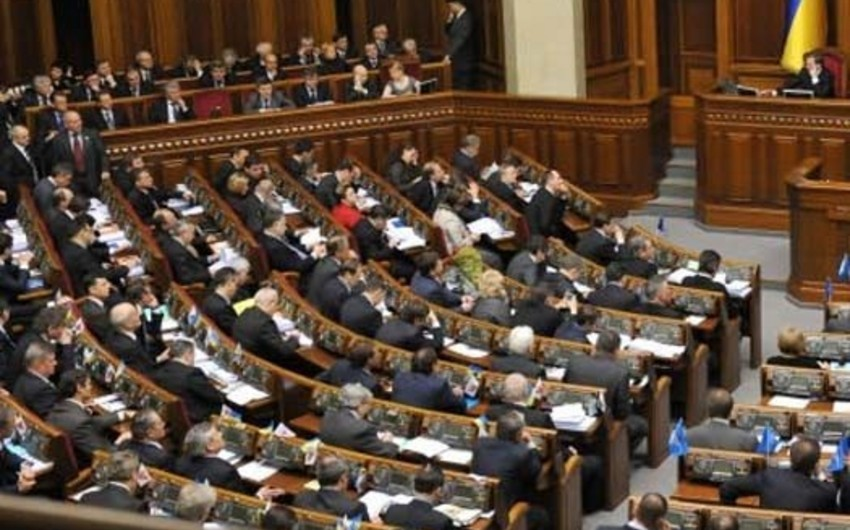 Ukraynada prezident seçkilərinin tarixi təsdiqlənib