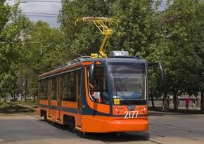 Azerbaijan eyeing resumption of tramway service in cities