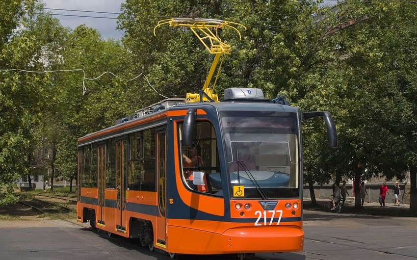 В городах Азербайджана могут пустить трамваи