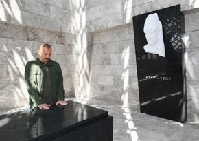 В Шуше состоялось открытие комплекса музея-мавзолея Моллы Панаха Вагифа