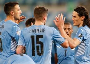 Копа Америка: Сборная Уругвая вышла в плей-офф