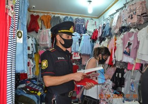 Полиция Мингячевира совершила рейд