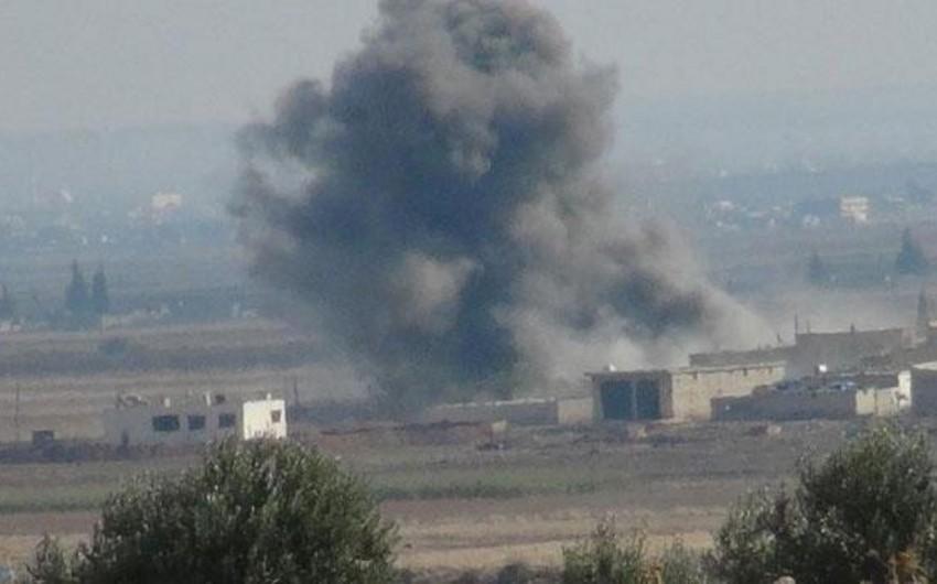 Türkiyə qırıcıları İŞİD-inmövqelərinivurub, 50 terrorçuzərərsizləşdirilib