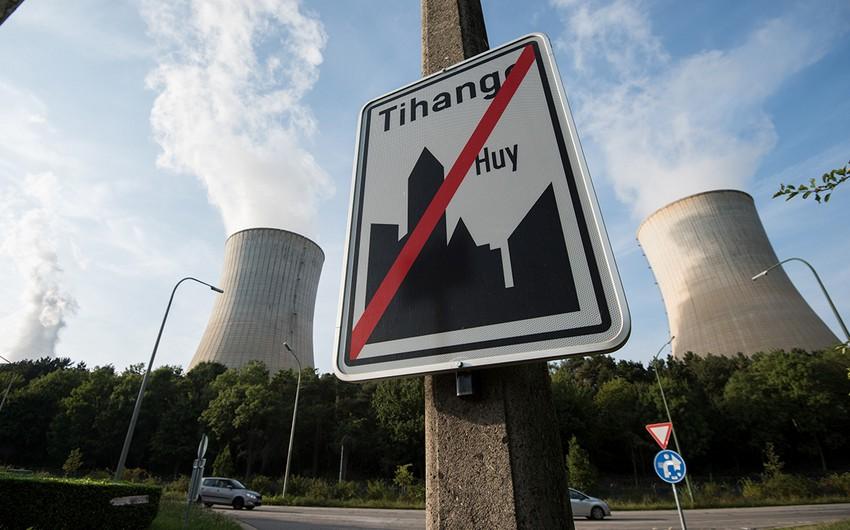 Nuclear reactor shut down in Belgium due to leak