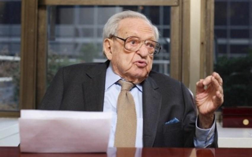 Dünyanın ən yaşlı peşəkar investoru 109 yaşında vəfat edib