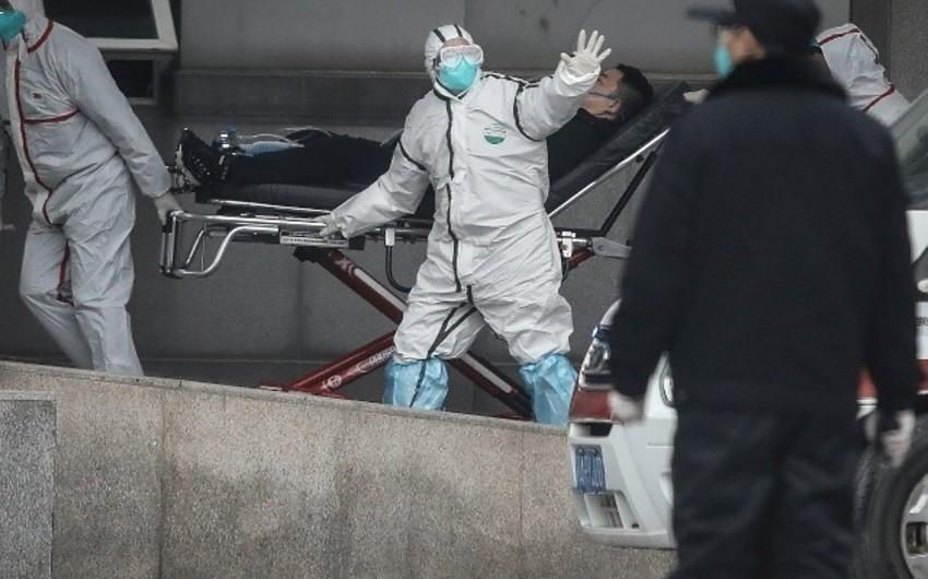Çində koronavirusdan bir gündə 10 nəfər öldü