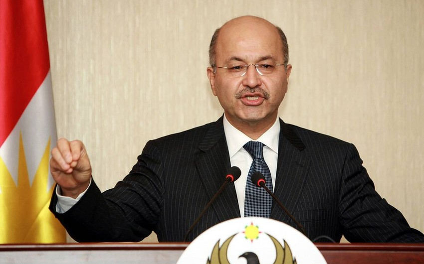 Президент Ирака заявил о проведении нацфорума по изменению конституции