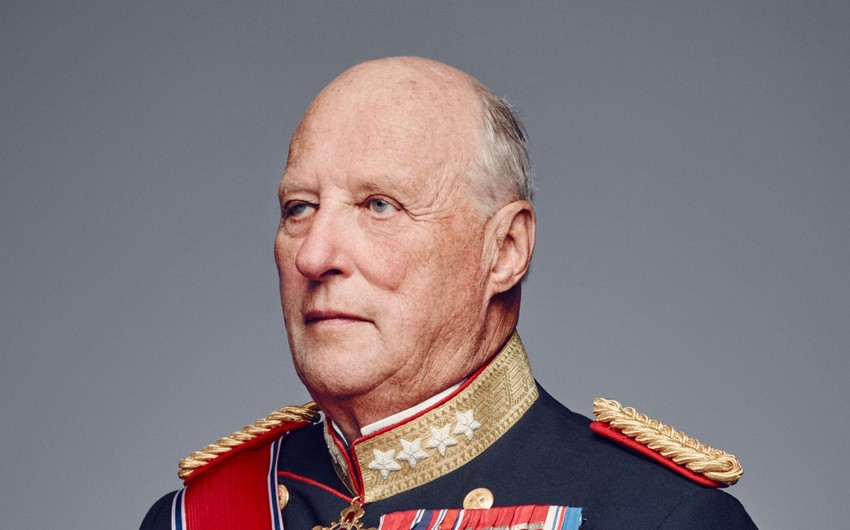 Norwegian king admitted to hospital