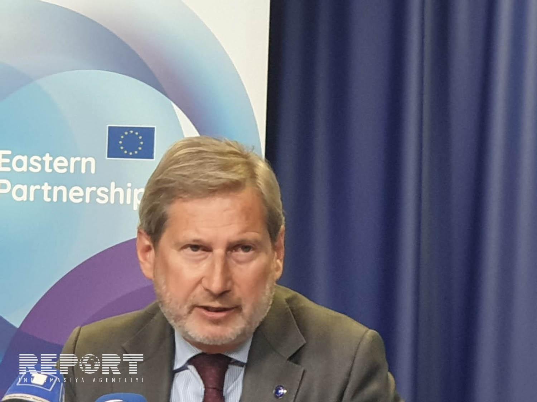 Йоханнес Хан: ЕС заинтересован в диверсификации экономики Азербайджана